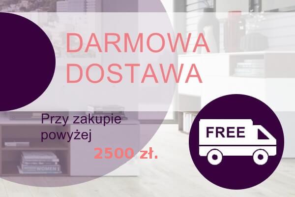 Darmowa dostawa powyżej 2000 zł.